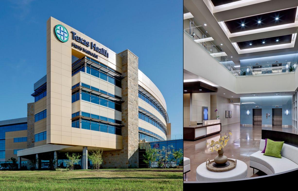 Texas health harris methodist hospital alliance in 2020