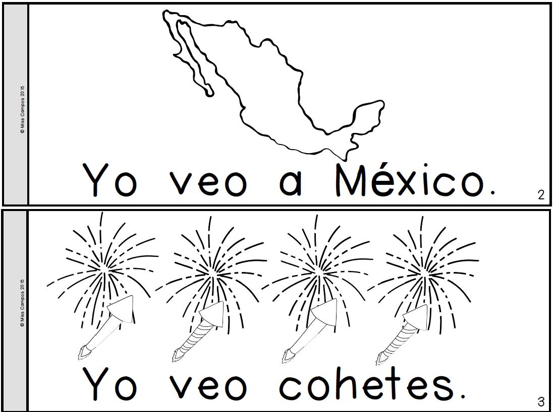 gratis free librito para el 16 de septiembre mexican