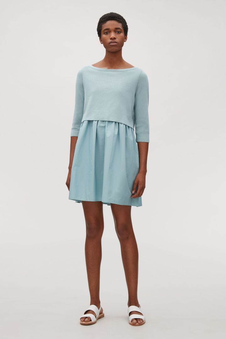 COS | Dress with layered skirt