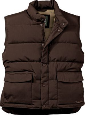 d3740ebf60 The reliability and versatility of our Men's Woodsman Vest with 4MOST DOWN  has made it a three-season choice for active cold-weather outdoorsmen for  years.