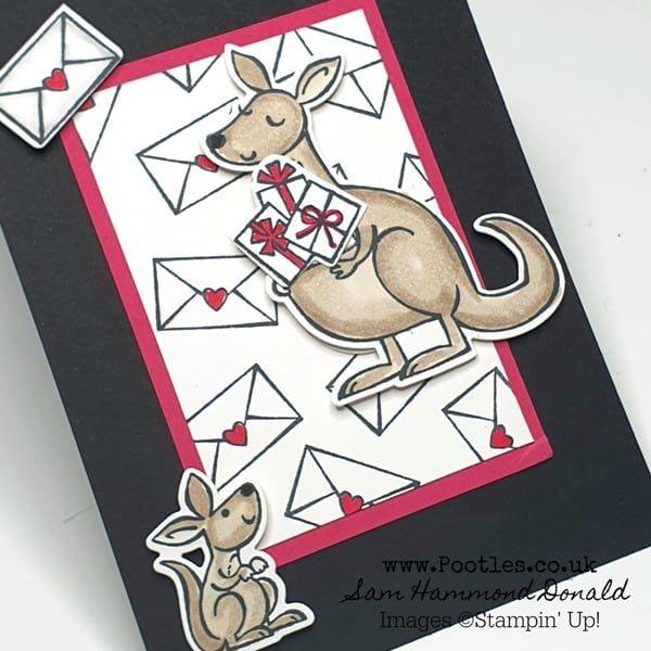 Kangaroo & Company Interactive Card Idea