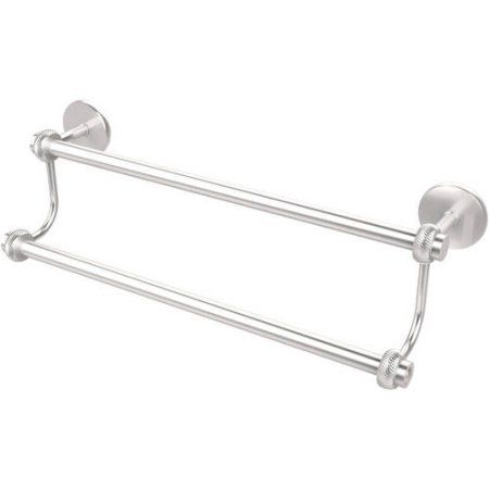 24 inch Double Towel Bar (Build to Order), Silver Products