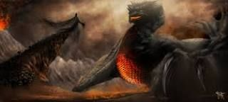 Image result for ancalagon the black