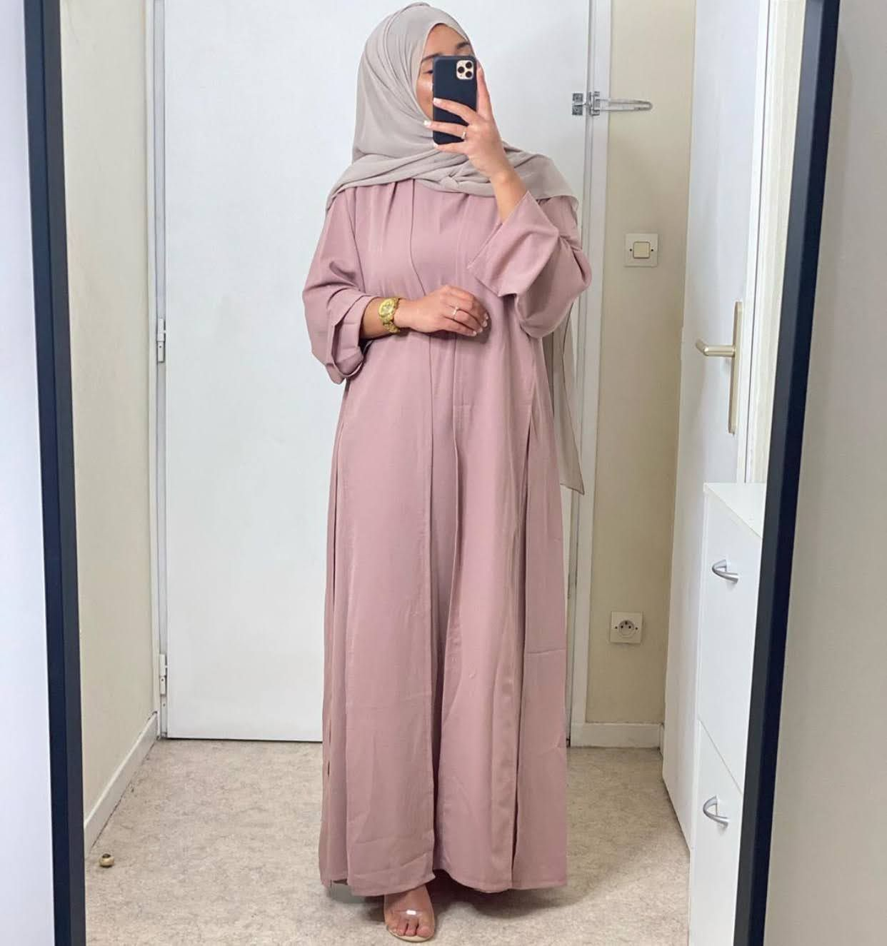 Latest Abaya Designs That You Will Love - Zahrah Rose