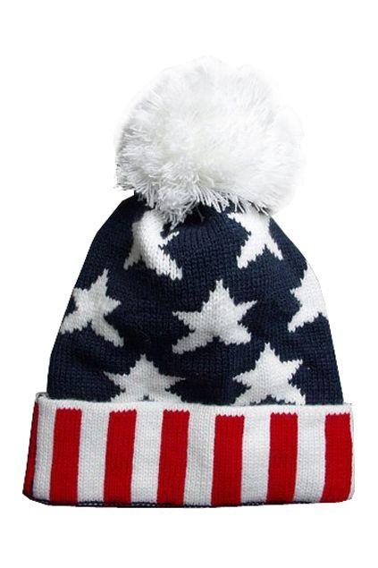 ac0f5bba27e Old Glory Wool Cap