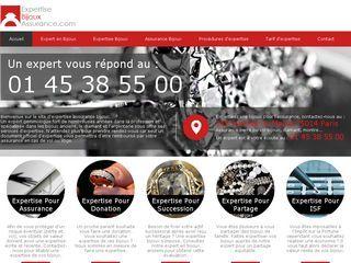 Expertise et assurance bijoux à Paris avec notre experte en ligne