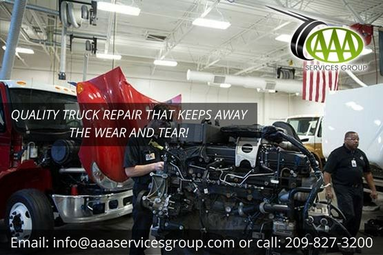 Aaa Repair Shop >> At Aaa Services Group We Can Repair Any Truck By Using