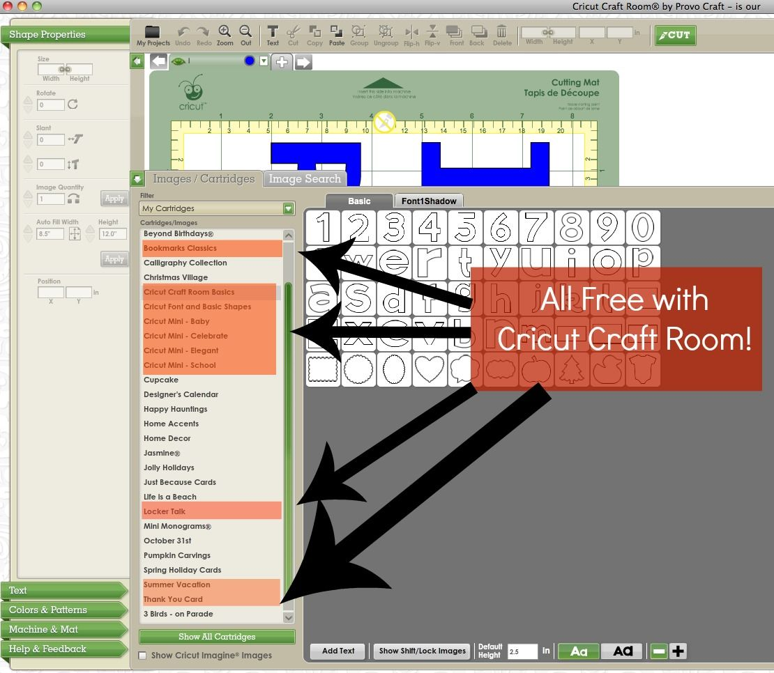 how to connect cricut expression to computer