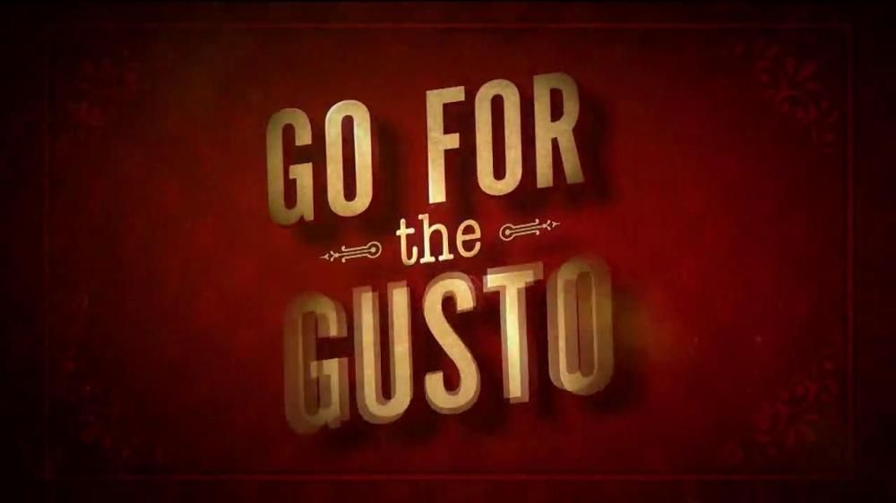 Go For The Gusto In Pictures Red Baron Tv Commercial Go For The