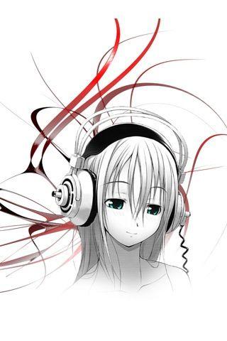 Anime Listen To Music Anime Anime Wallpaper Anime Music Cool music anime hd wallpaper