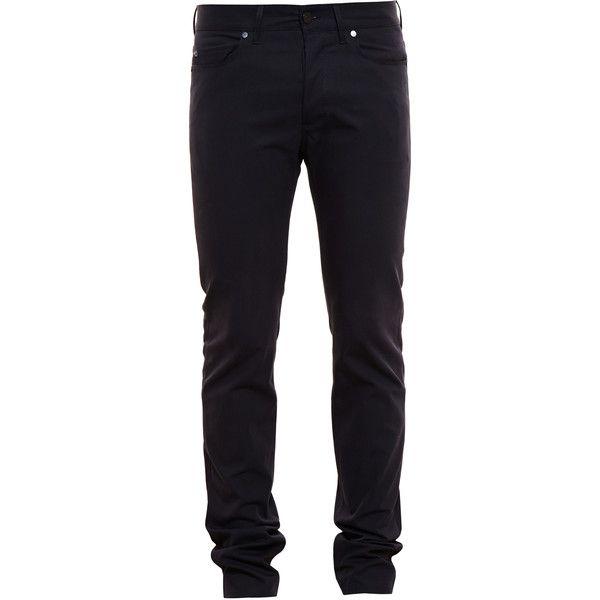 Mens Black Dress Pants Bottoms, Clothing | Kohl's
