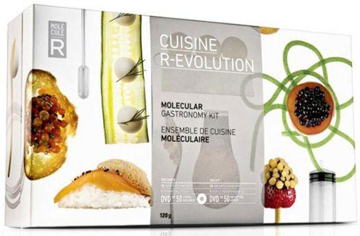 Molekularküche Geschenkset Food - molekulare küche set