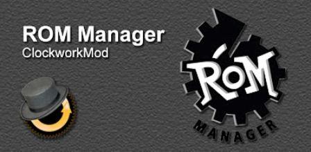 rom manager apk premium free download