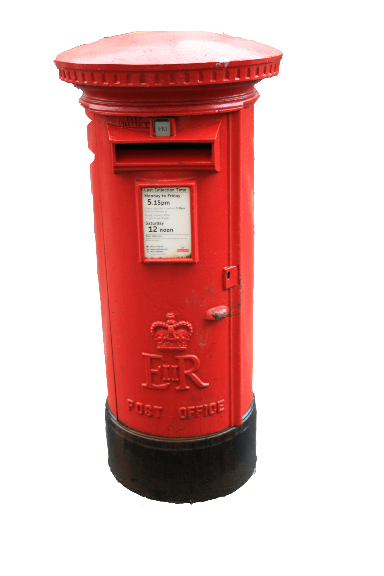 Postbox Png Image Post Box Antique Mailbox Letter Box
