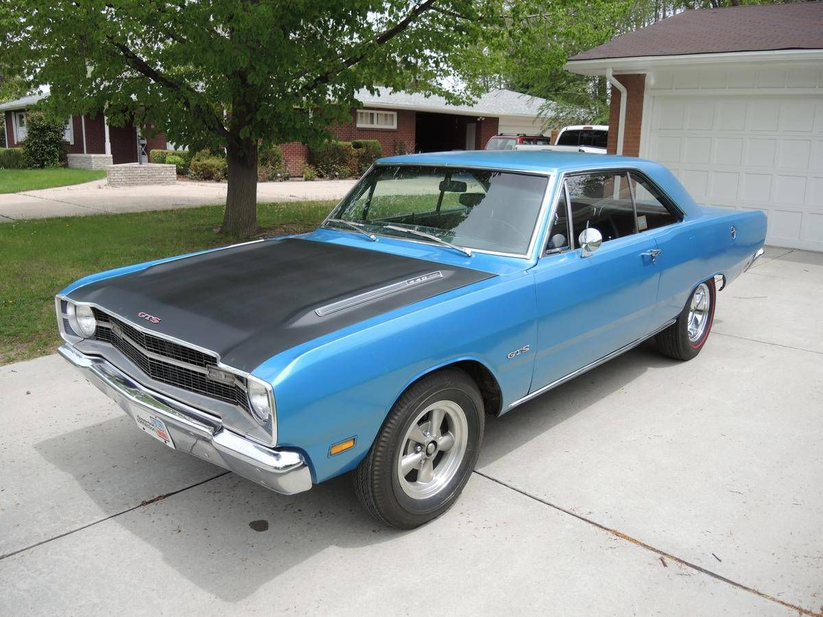 1969 Dodge Dart M Code Gts 440 Dodge Dart Muscle Cars Pony Car