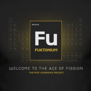Fuktonium (Mens Long Sleeve Shirt) - Men's Long Sleeve T-Shirt by Next Level