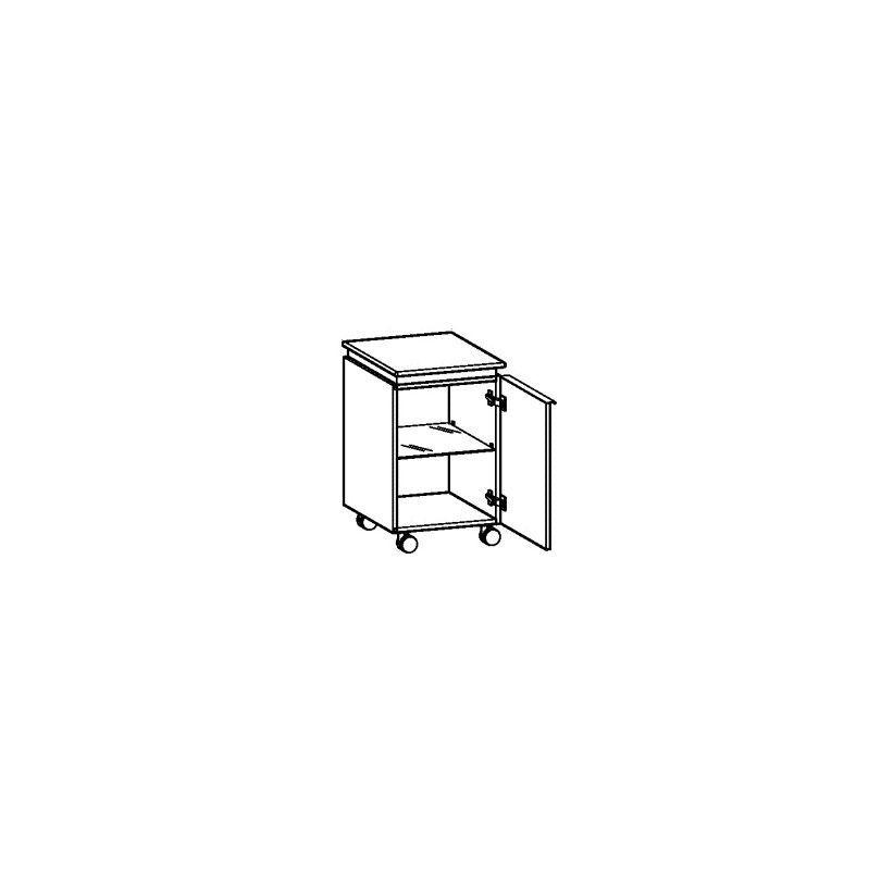 Duravit Dn2525r Darling New Bathroom Cabinet 18 1 8 X 15 3 4 Rolling With Gl White Matt Cabinets Floor