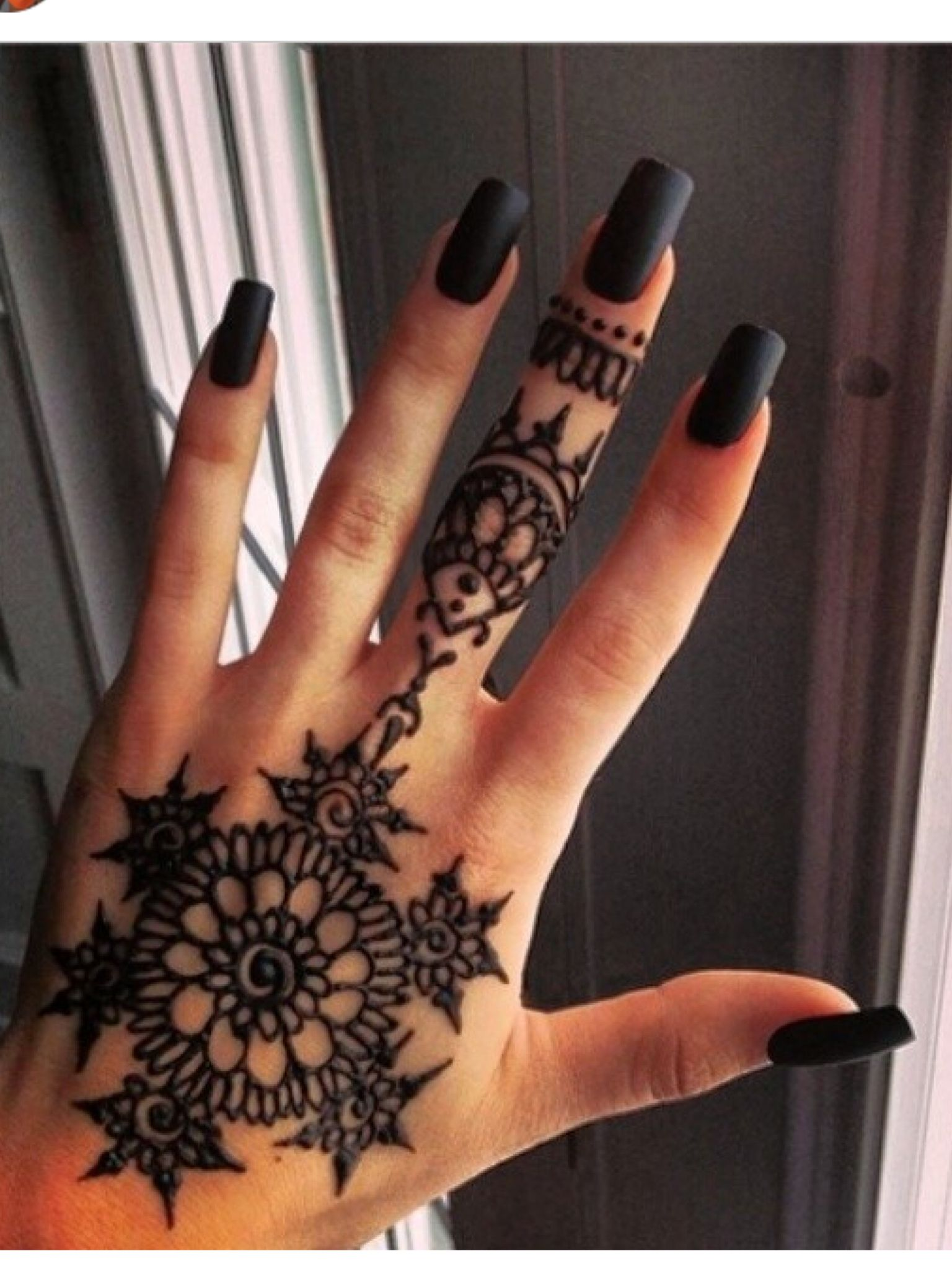 Love This Homecoming 2015 Nails Henna Nail Art
