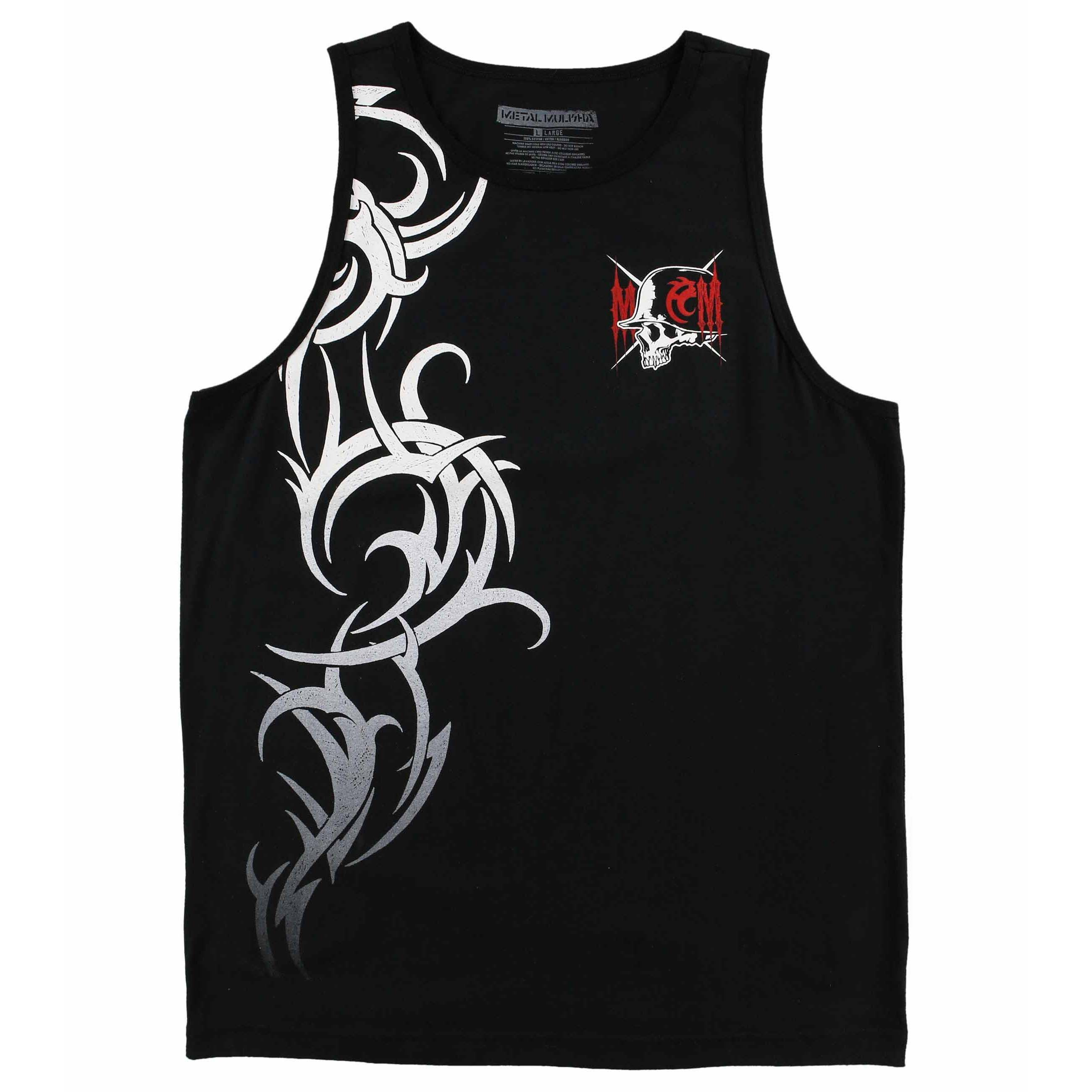 0d2f58fdd230e5 Metal Mulisha Men s Upper Cut Tank Top