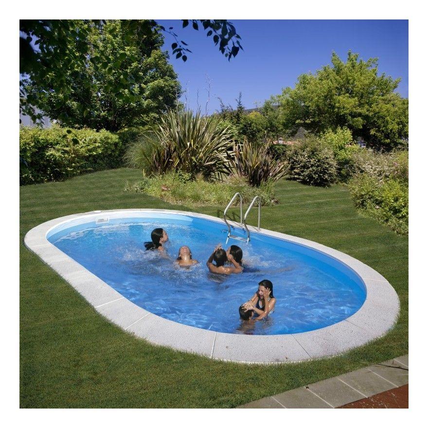 Piscine Enterree Ou Semi Enterree In 2020 Outdoor Pool Decks