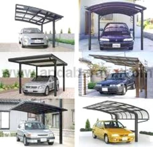 Garage Carports Awnings Window Canopy
