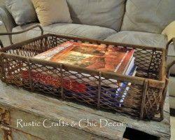 Rustic Crafts - cool site