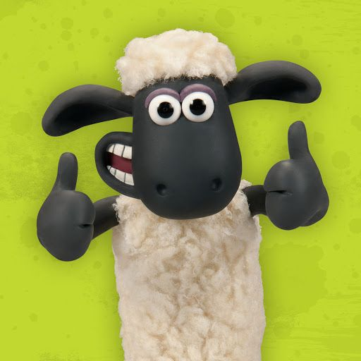 Shaun The Sheep Characters Hooves Up