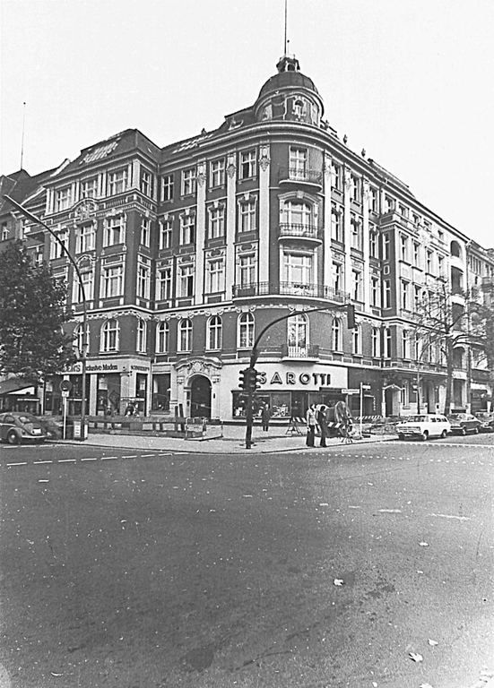 Berlin in alten Bildern - Seite 22 - Berlin - Architectura Pro Homine