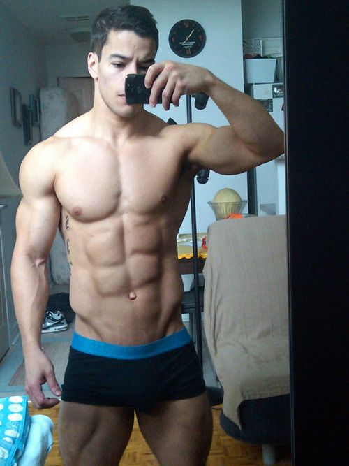 hot guy with six pack | Beautiful | Pinterest | Muskel, Körper und ...