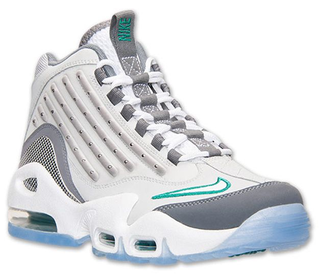 hot sale online 42363 1742f Nike Air Griffey Max 2 Pure Platinum-White-Cool Grey. I don t mind at  all...   sHoEs❕   Pinterest   Gray, Air jordan and Air max