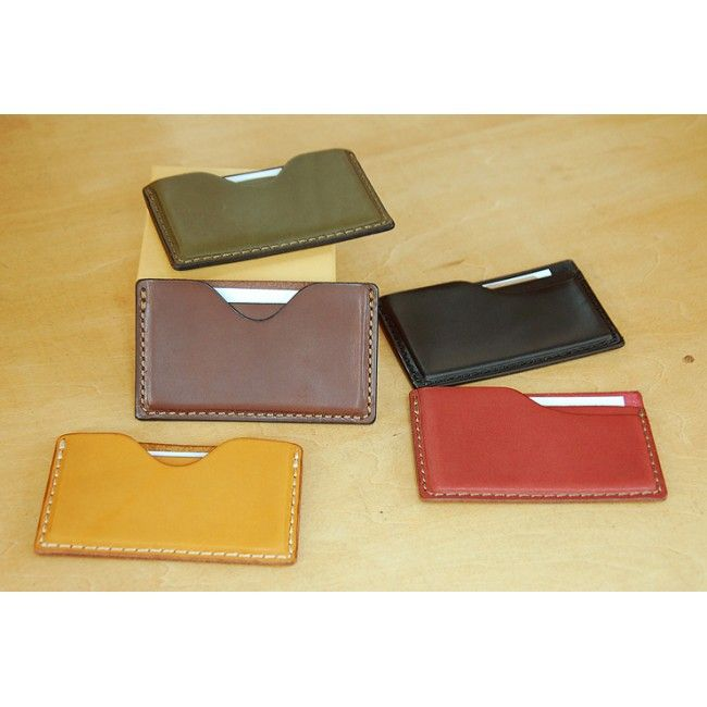 Leather Patterns Card Holder Pattern Business Card Case Name Card Holder Pdf Download Leather Craft Patterns Leather Craft Leather Pattern