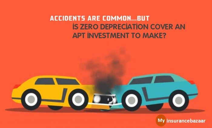 Zero Depreciation Cover For Your Car Insurance Policy Is