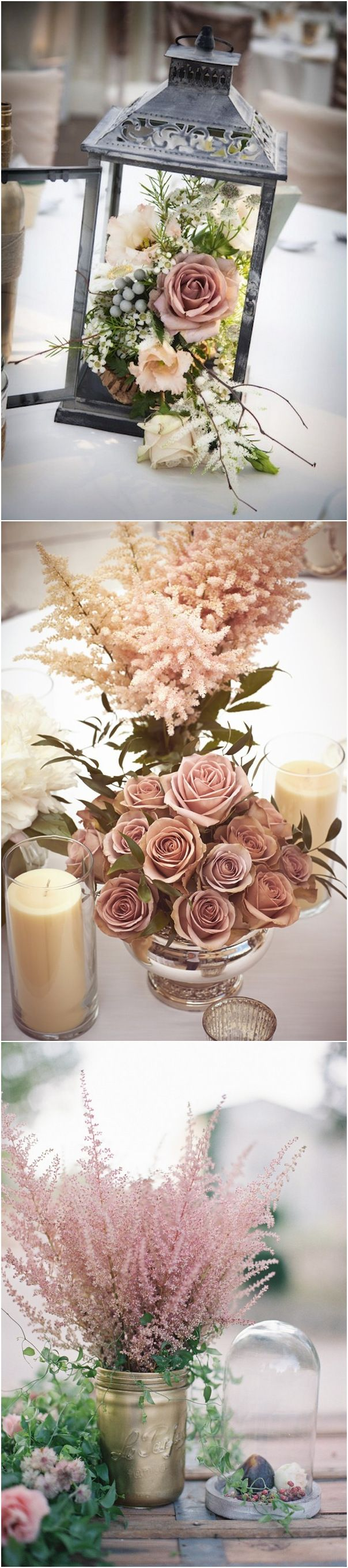 Wedding decoration ideas colors  Trending Dusty Rose Wedding Color Ideas for   Page  of