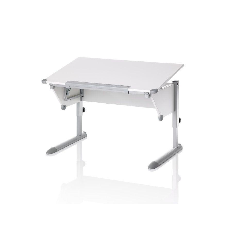 Kettler Schreibtisch Cool Top Ii Silber Weiss Babymarkt De
