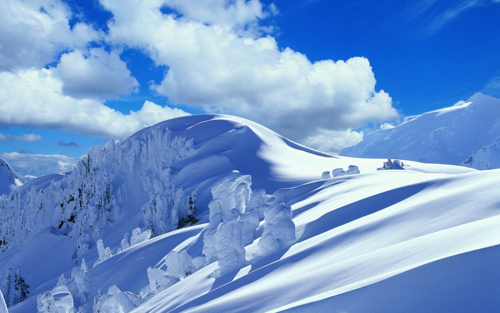 Hiver Fonds D Ecran Arrieres Plan 1680x1050 Id 39704 Paysage Hiver Paysage Montagne Arriere Plan