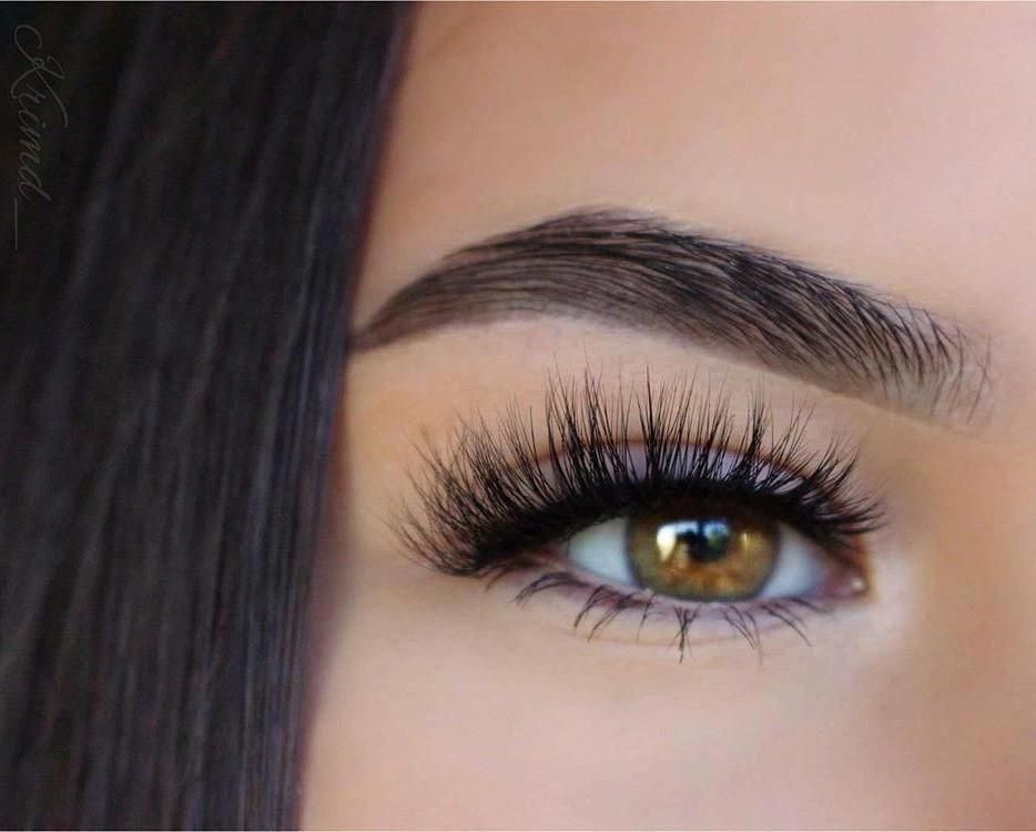 bfaae9cb0a1 The Soft and Fluffy Estelle 3D Mink Lashes - Divine Lash Co. #Lashes ...