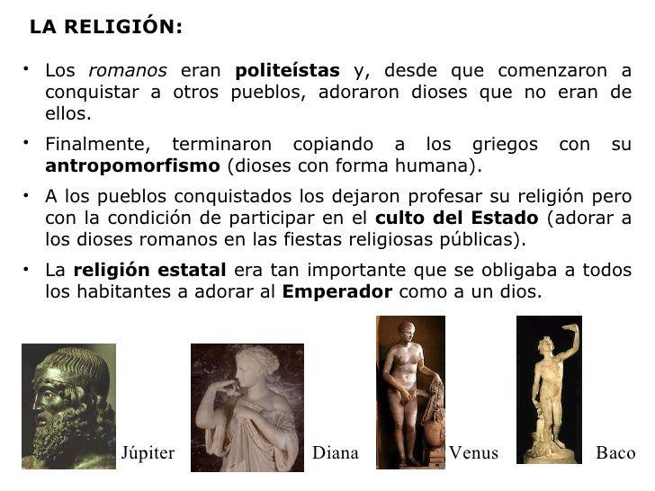 Pin En Religión Romana