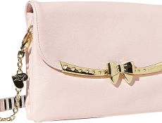 Betsey Johnson Blush Serenity Shoulder Bag 1