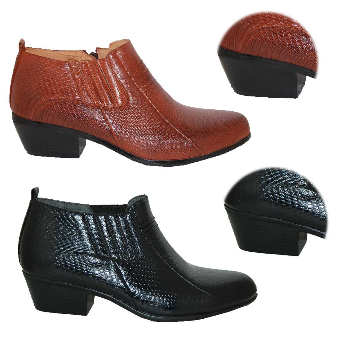 855eecd5f1f Dress to Impress with these 2 inch Cuban Heel for Men. LINK AT THE BOTTOM