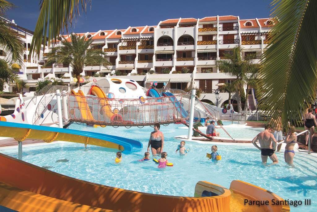 Parque Santiago Iii Iv Playa De Las Americas Hotels Jet2holidays