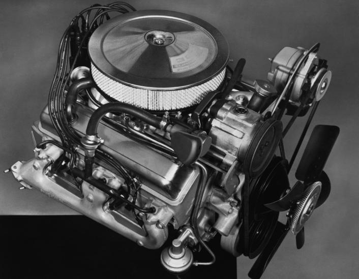 1967 Chevy Camaro Z28 302 V8 Engine Chevrolet Camaro Camaro Chevrolet
