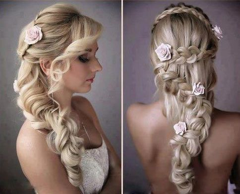 17 Best images about Coiffure on Pinterest | Coiffures, Updo and ...