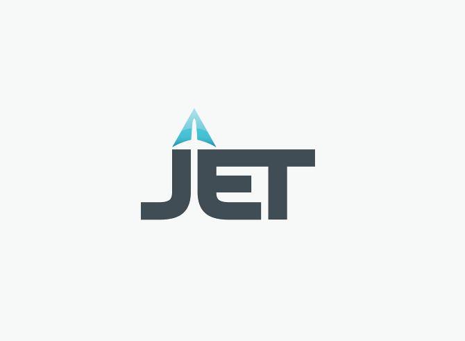 Jet Financial logo by Allan Peters