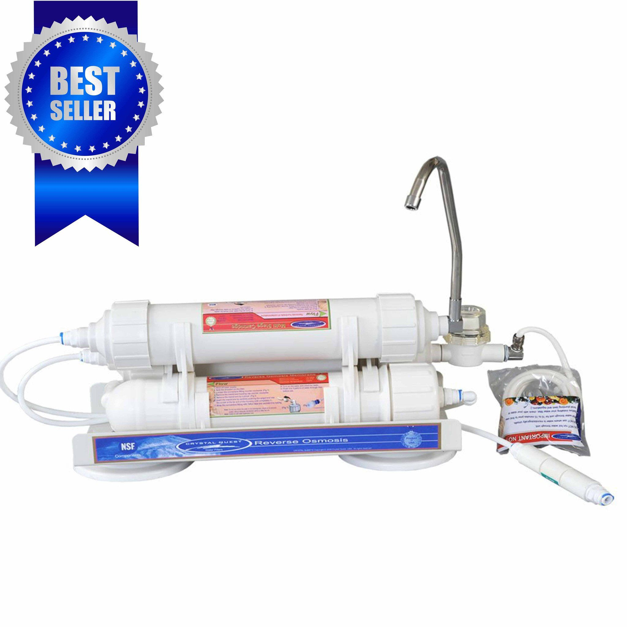 Countertop Reverse Osmosis System Reverse osmosis water