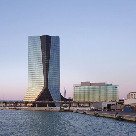 Cma cgm headquarters by zaha hadid photographed by hufton crow interiors and decorations - Cma cgm france head office ...
