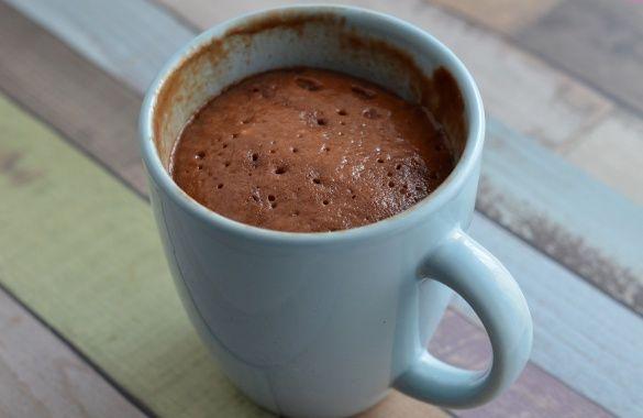 Mug Cake Au Nutella Sans Oeuf La Recette Facile Cuisine