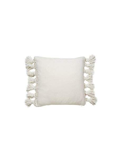 Tassel Pillow Kate Spade New York White Decorative Pillows Decorative Pillows Throw Pillows