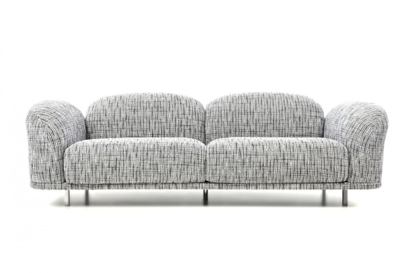 The Best Overstuffed Sofas Look Like Giant Eclairs Furniture
