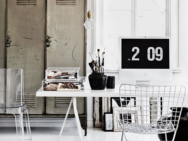 Les Idées Déco à Piquer à Cette (très) Cool Maison Suédoise