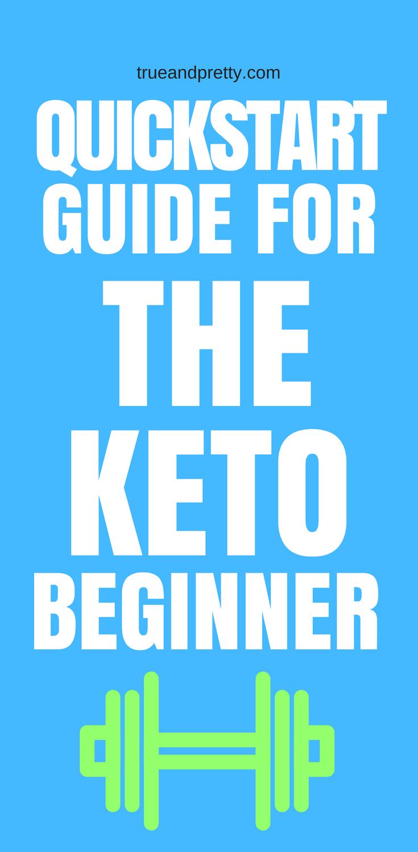keto diet guide for beginners pdf
